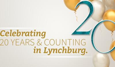 Member One Celebrates 20 Years in the Lynchburg Community
