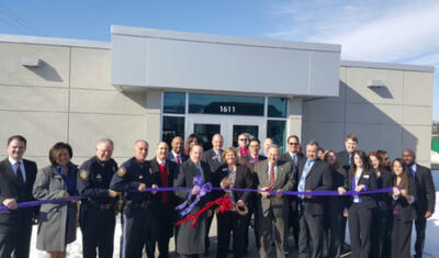 Hershberger Branch Grand Opening