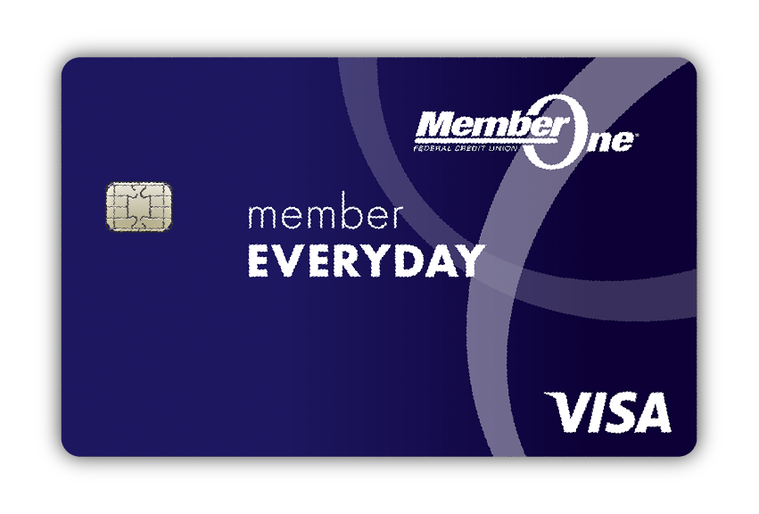 Member Everyday Visa Platinum Credit Card